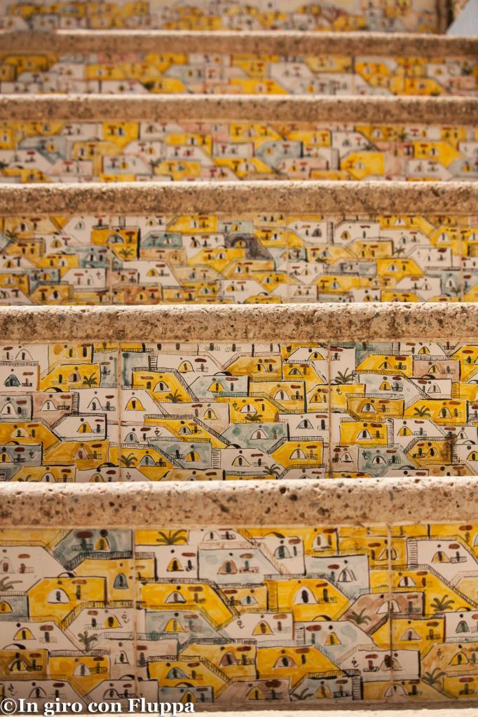 Stairs - Lacco Ameno
