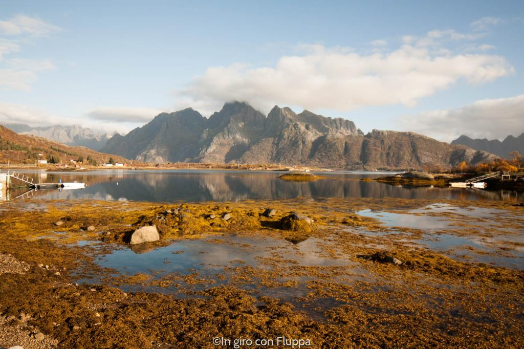 Lofoten Islands - Vaterfjord