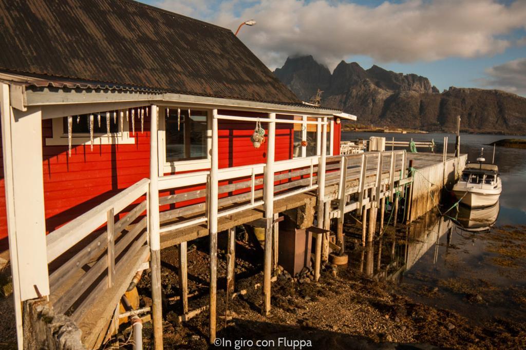 Isole Lofoten - Hammerstad Camping