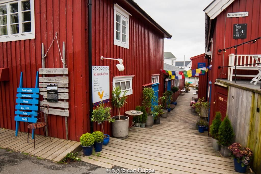 Isole Lofoten - Henningsvær