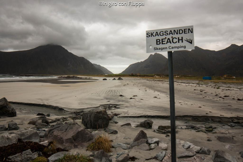 Lofoten Islands - Skagsanden Beach