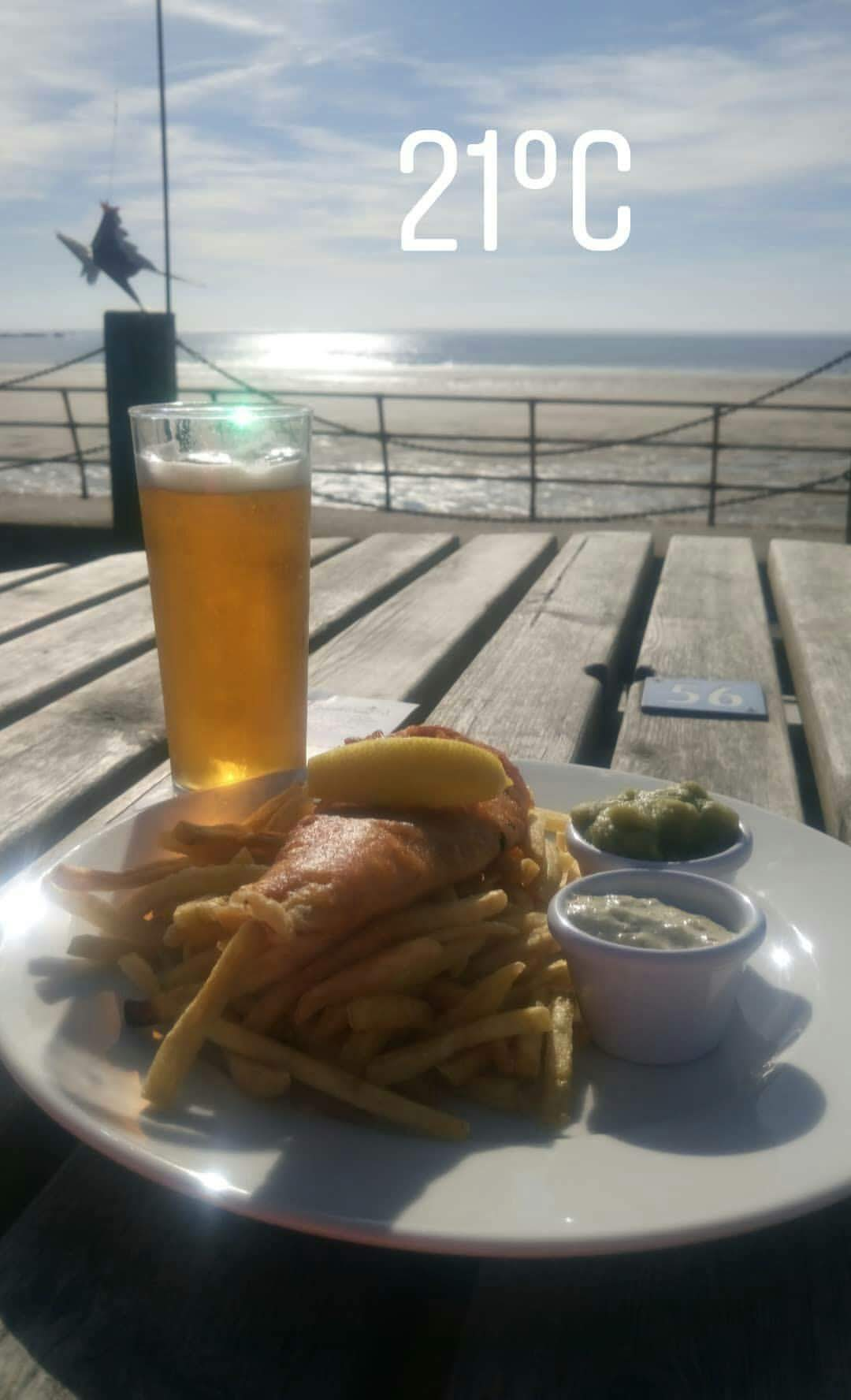 Cosa mangiare a Jersey: fish&chips