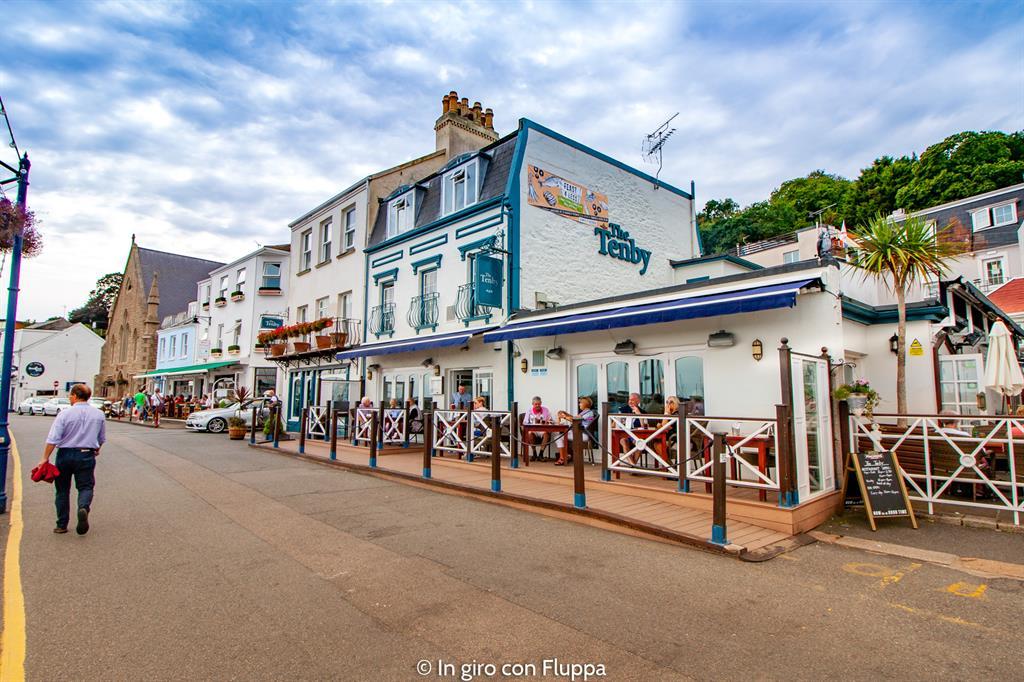 Cosa vedere a Jersey: St.Aubin