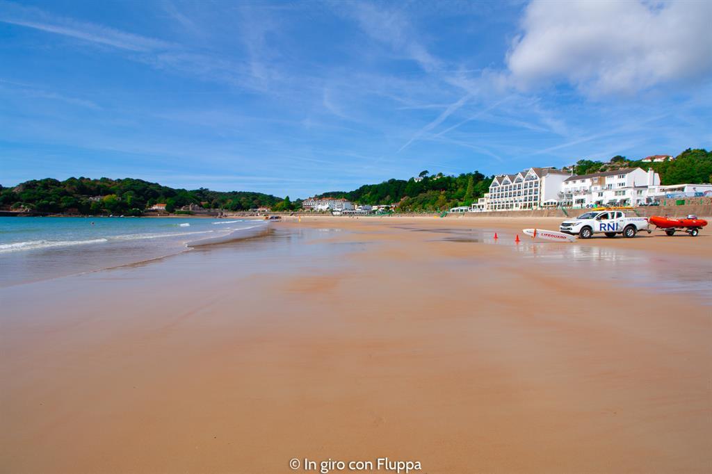 Cosa vedere a Jersey: St. Brelade bay