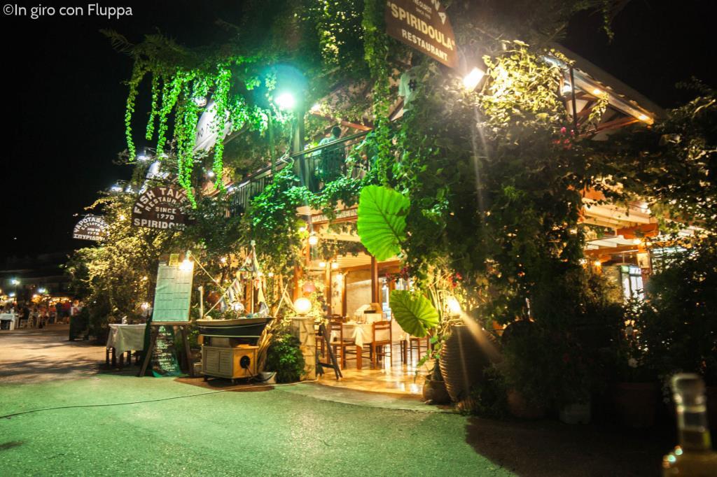 Sivota - Taverna Spiridoula