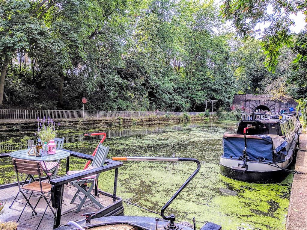 Itinerario 3: il Regents Canal, zona Haggerston