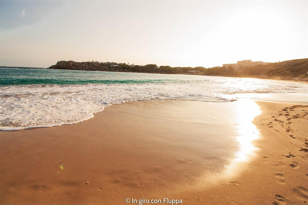 Un weekend a Minorca: Arenal d'en Castell