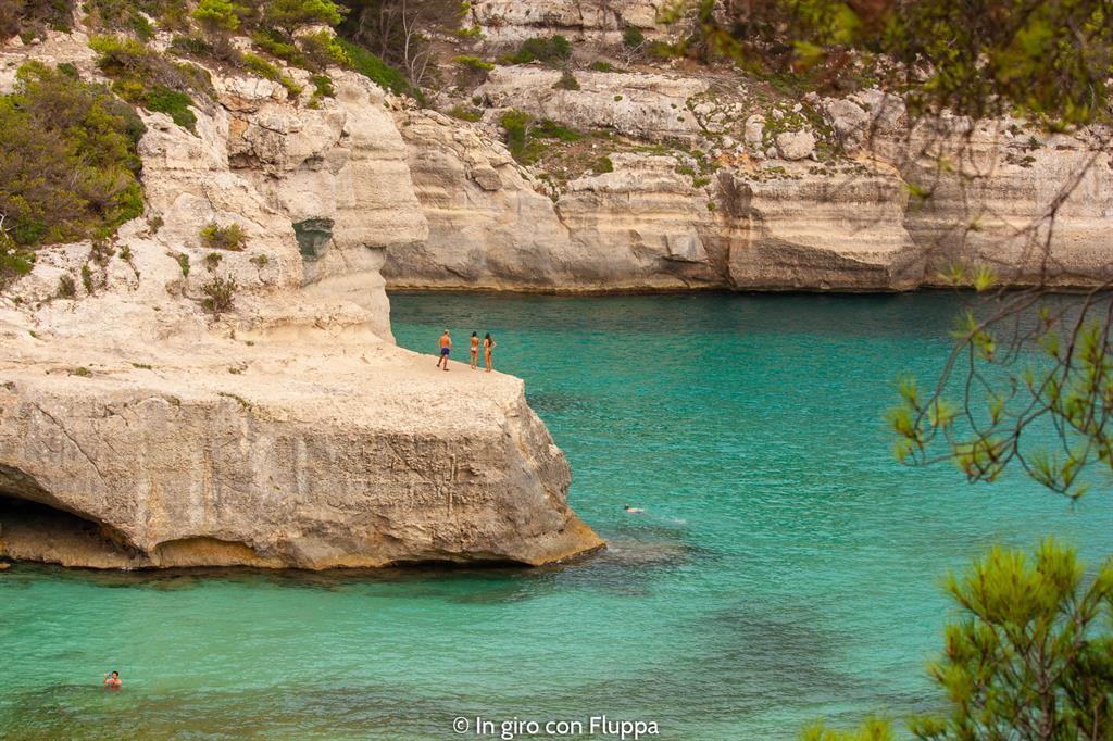 Un weekend a Minorca: Cala Mitjana