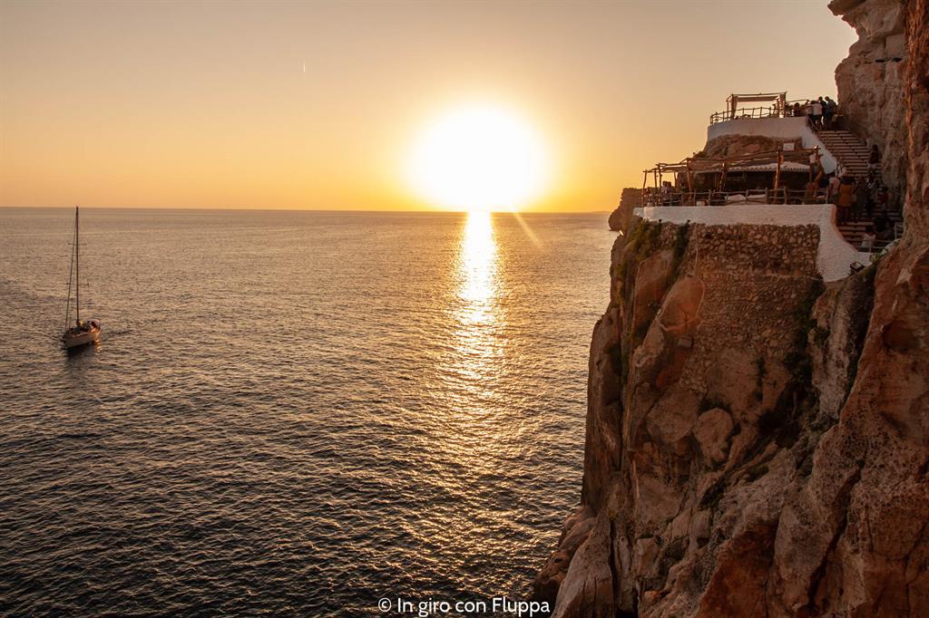 Un weekend a Minorca: Cova d'en Xoroi