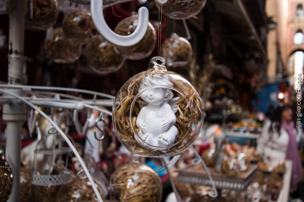 San Gregorio Armeno - christmas decorations