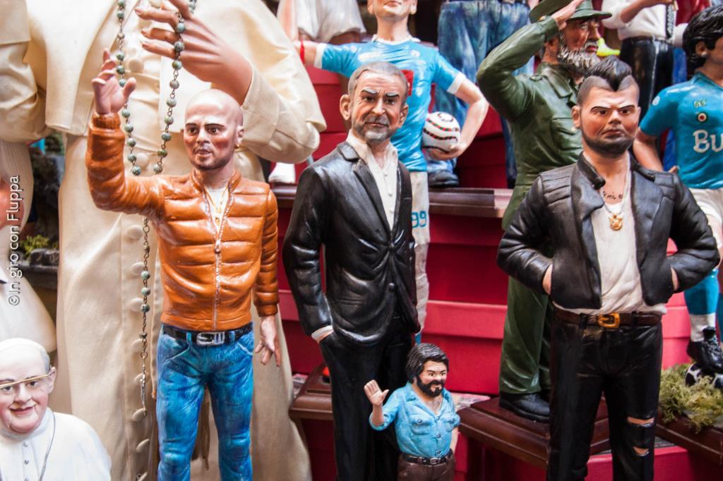 San Gregorio Armeno - Gomorrah's figurines