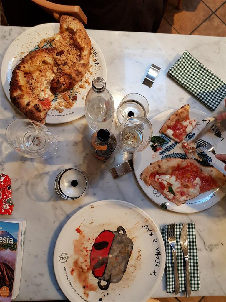Pizzeria Concettina ai 3 Santi