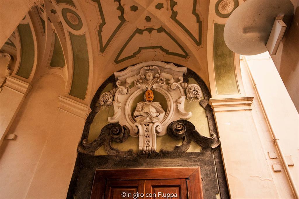 Rione Sanita' - Palazzo dello Spagnuolo