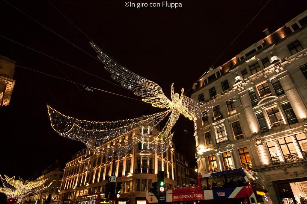 Natale a Londra - Regent Street