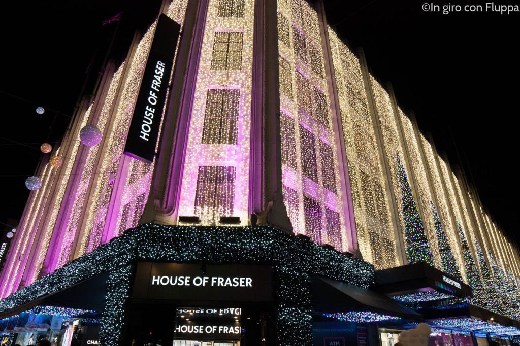 Natale a Londra - Oxford Street