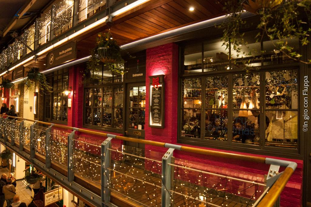 Natale a Londra - Kingly Court