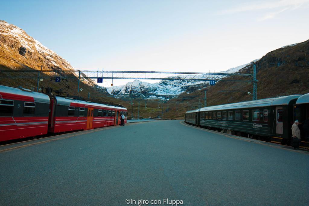 Stazione di Myrdal