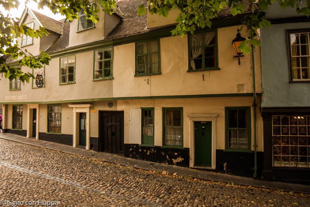 Norwich - Waggon & Horses Lane