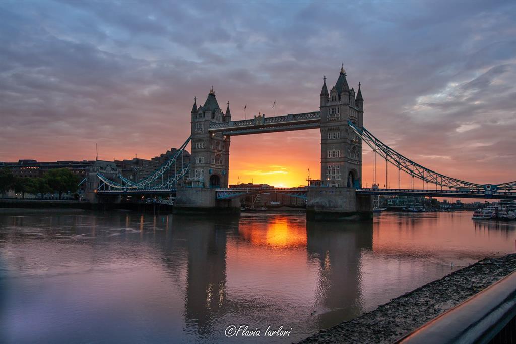 Alba al Tower Bridge
