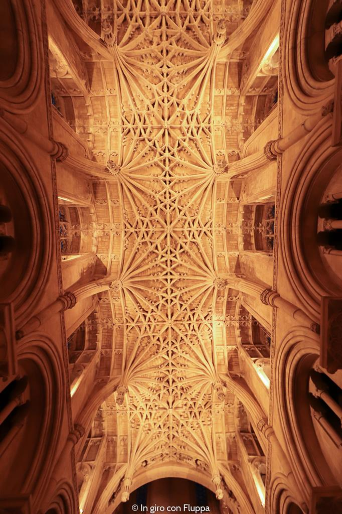 Cosa vedere a Oxford: la Christ Church Cathedral
