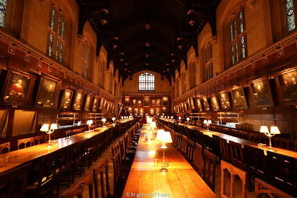 Cosa vedere a Oxford: il Christ Church College