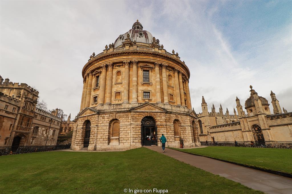 Cosa vedere ad Oxford: la Radcliffe Camera