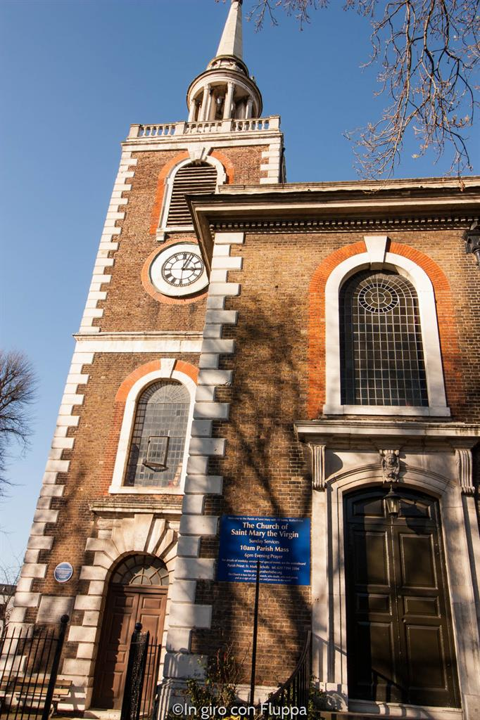 Rotherhithe - St.Mary Church