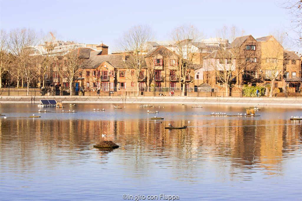 Rotherhithe - Surrey Canal