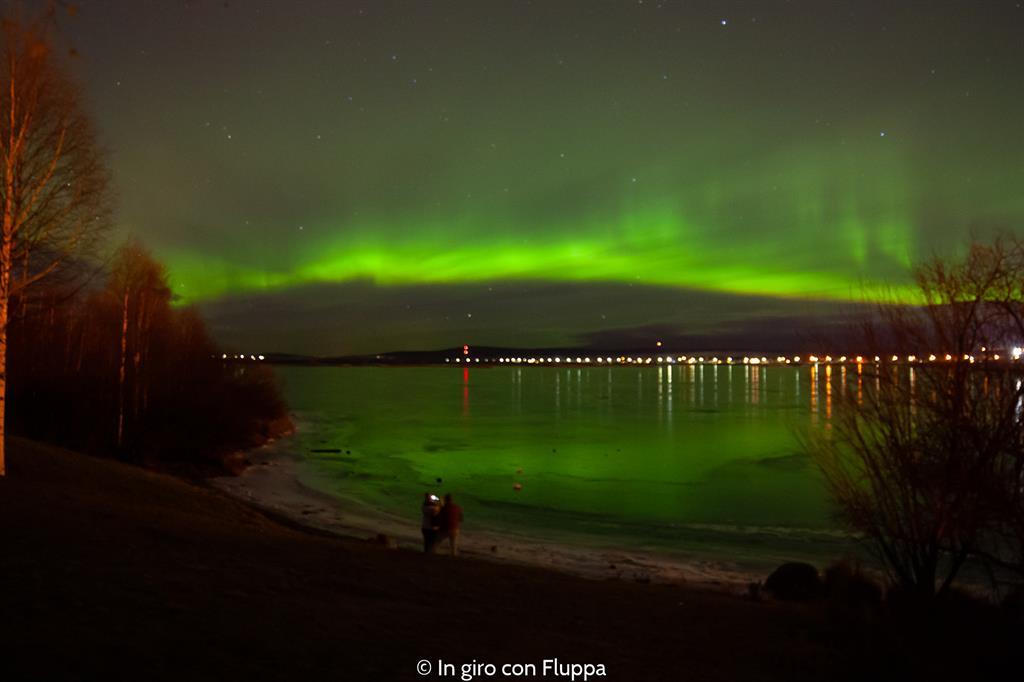 Cosa vedere a Rovaniemi e dintorni: l'Aurora Boreale