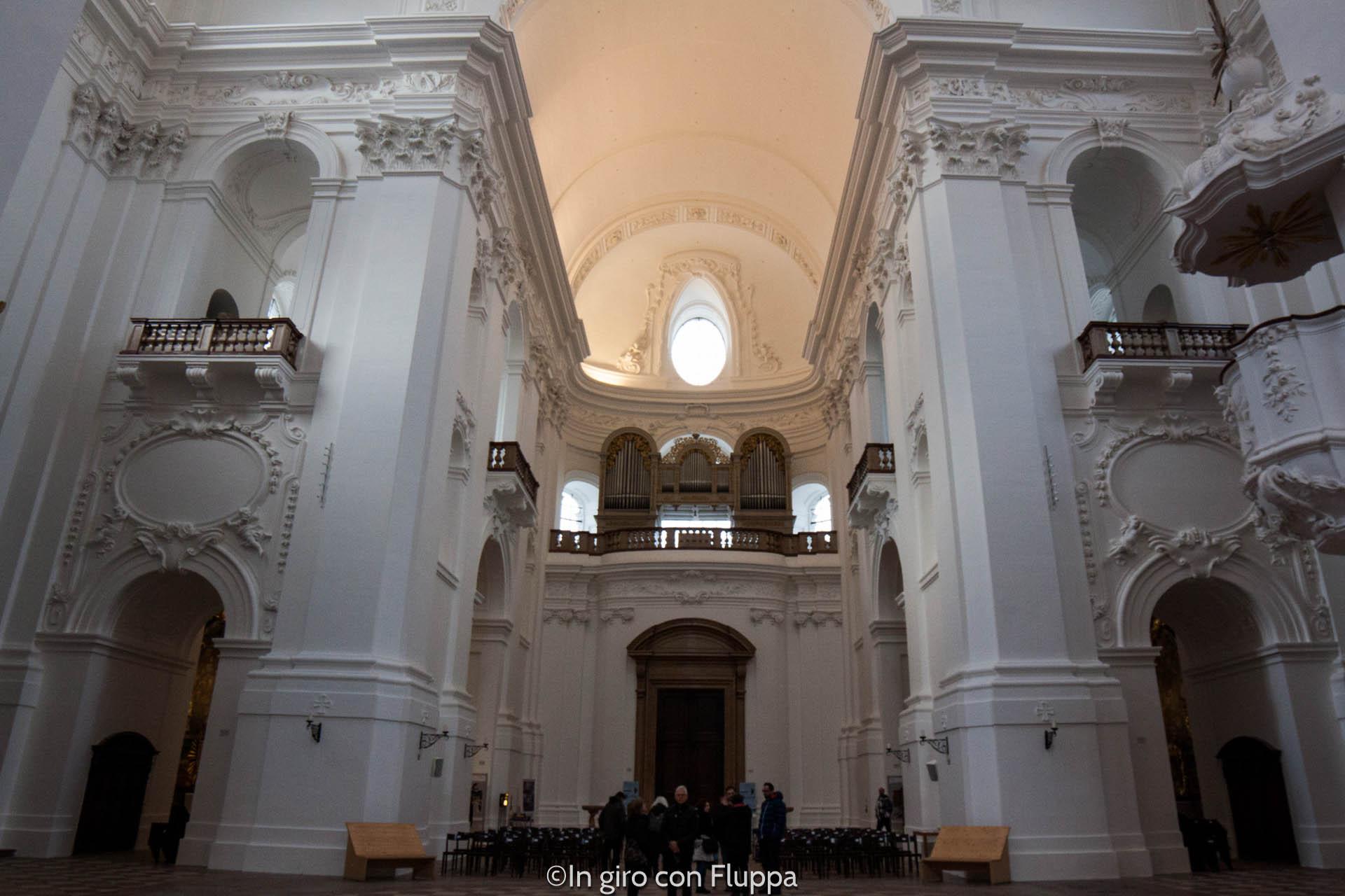 Salisburgo - Kollegienkirche