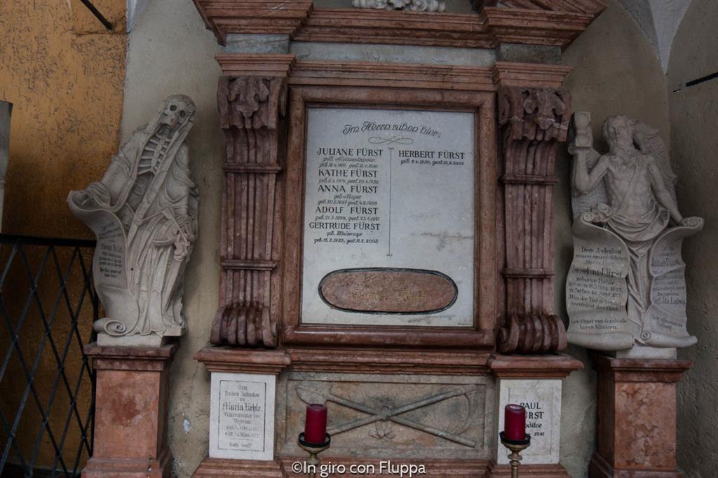 Salisburgo - Petersfriedhof