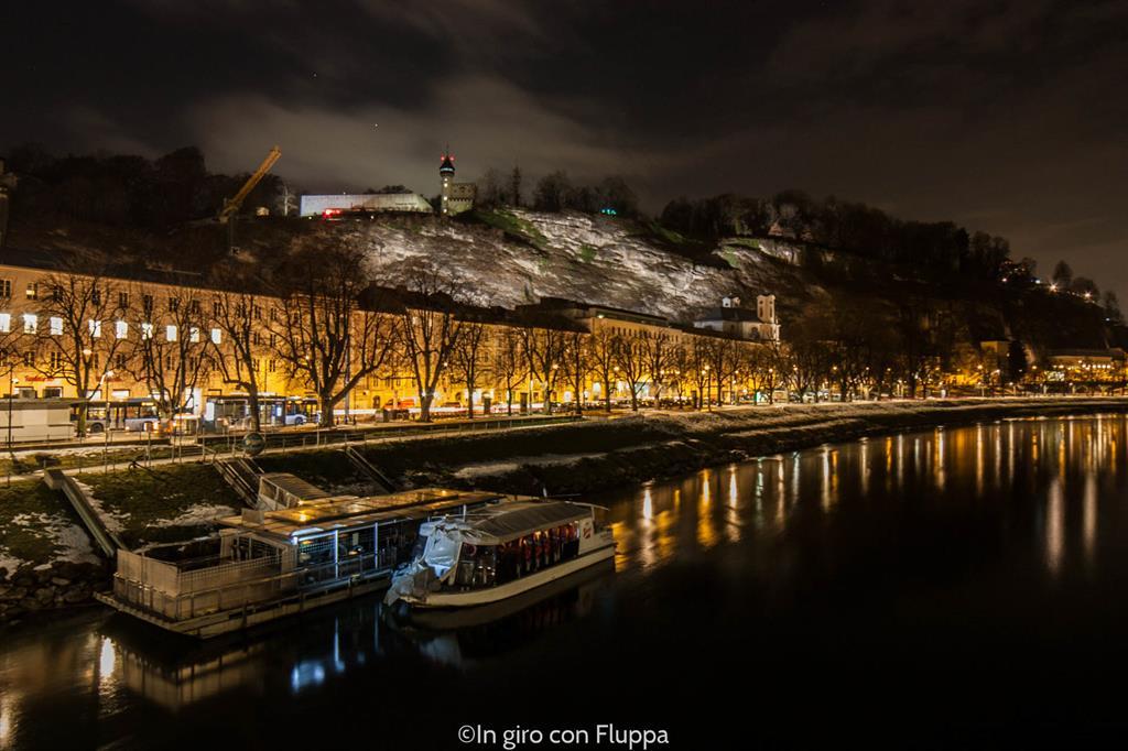 Salisburgo notturna