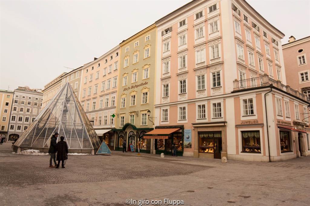 Salisburgo - Alter Markt