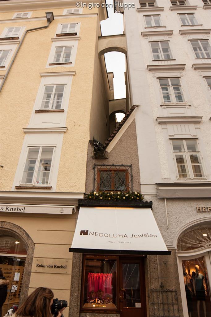 La casa piu' piccola di Salisburgo