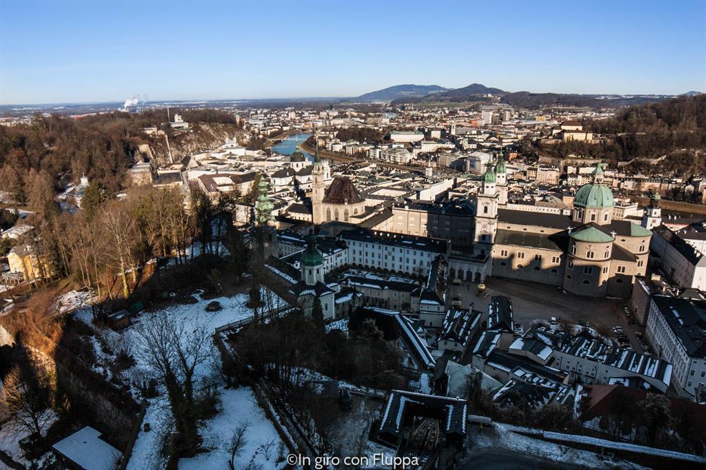 Salisburgo vista dalla Fortezza