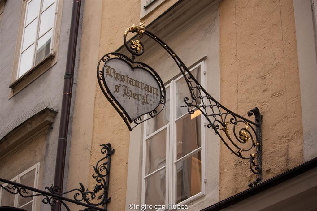 Salisburgo - Getreidegasse