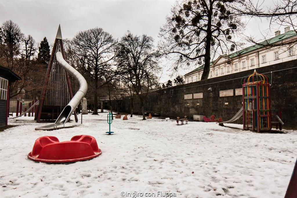 Salisburgo - Mirabell Gardens