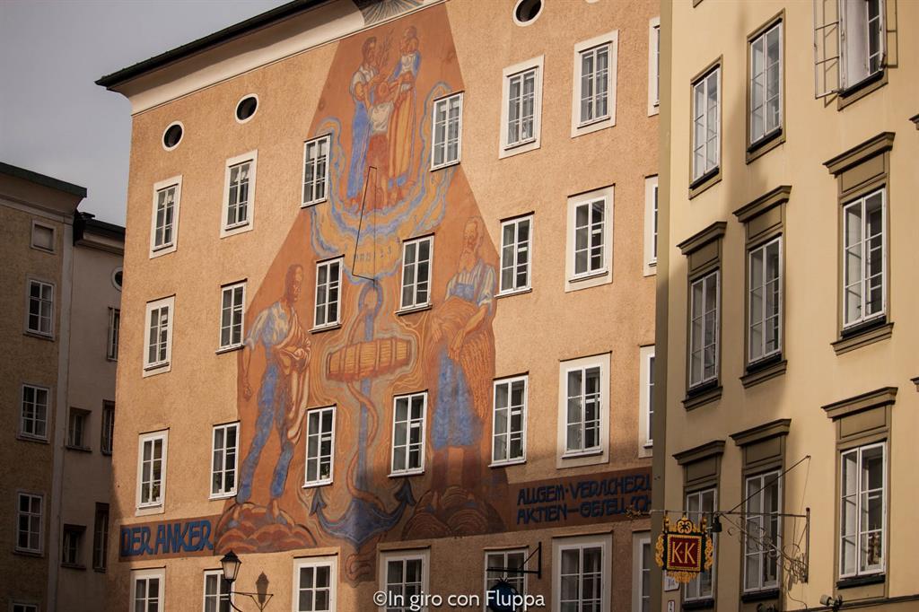 Salisburgo - Mozart Platz