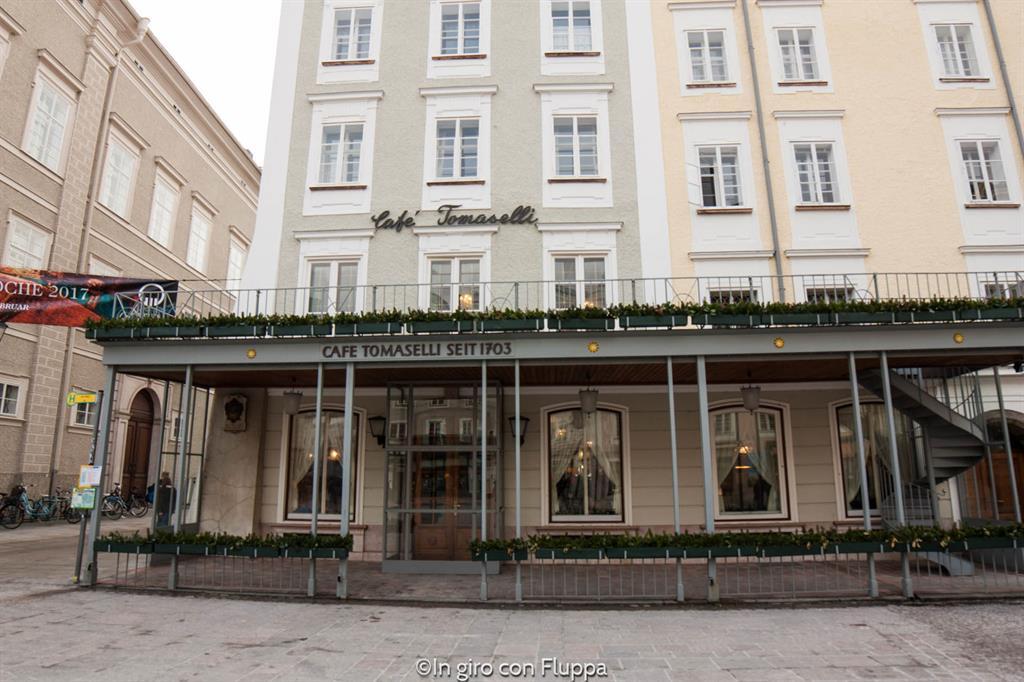 Salisburgo - Cafe Tomaselli
