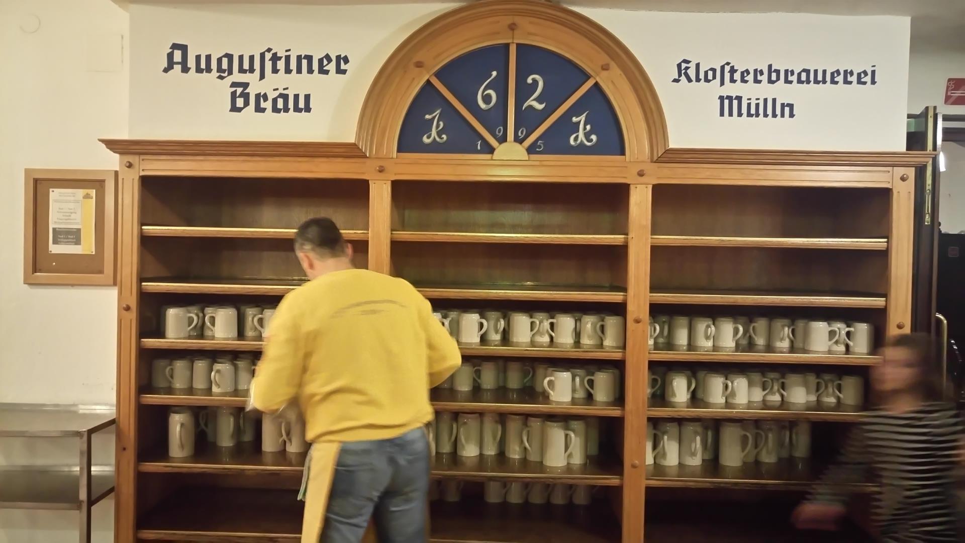 Dove bere birra a Salisburgo - Augustiner Bräu