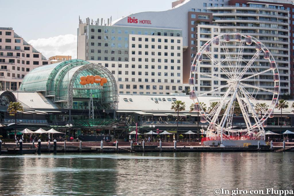 Darling Harbour - ruota panoramica