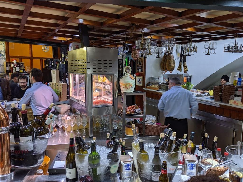 Dove mangiare tapas a Siviglia: Bodeguita Romero