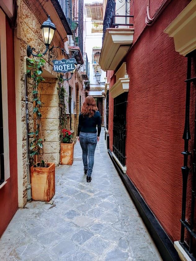 Siviglia in tre giorni: Barrio de Santa Cruz