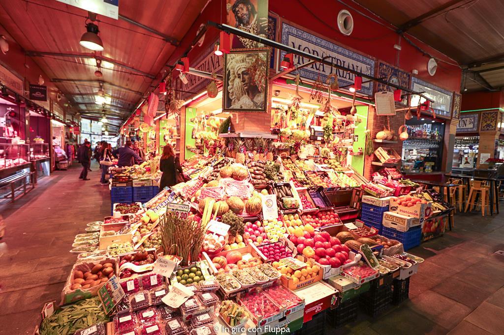 Siviglia in tre giorni: Mercato de Triana