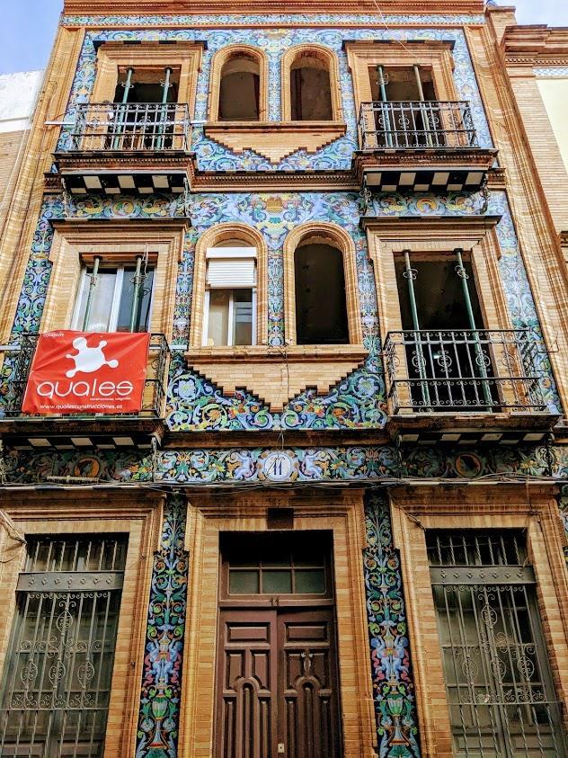 Siviglia in tre giorni: Barrio de Triana