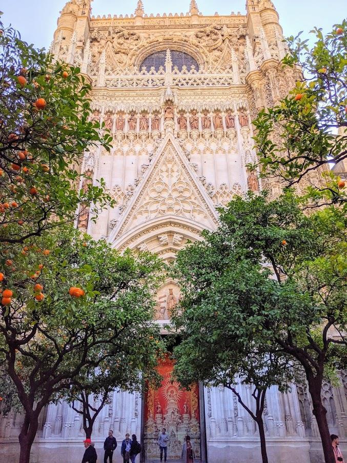 Siviglia in tre giorni: la Cattedrale