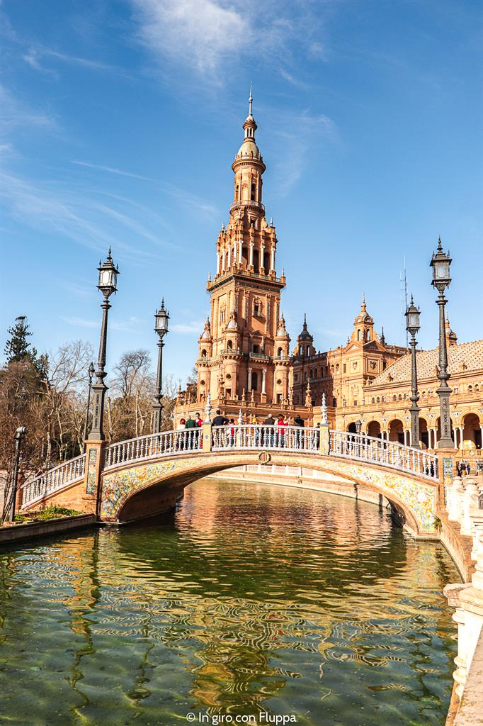 Siviglia in tre giorni: Plaza de España