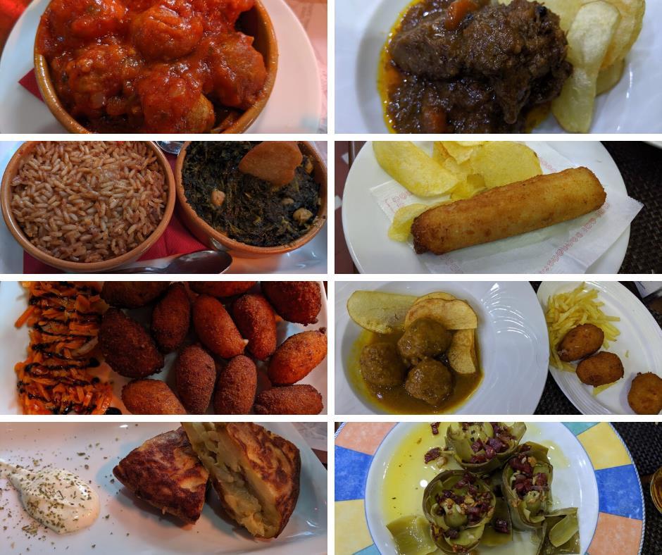Dove mangiare tapas a Siviglia