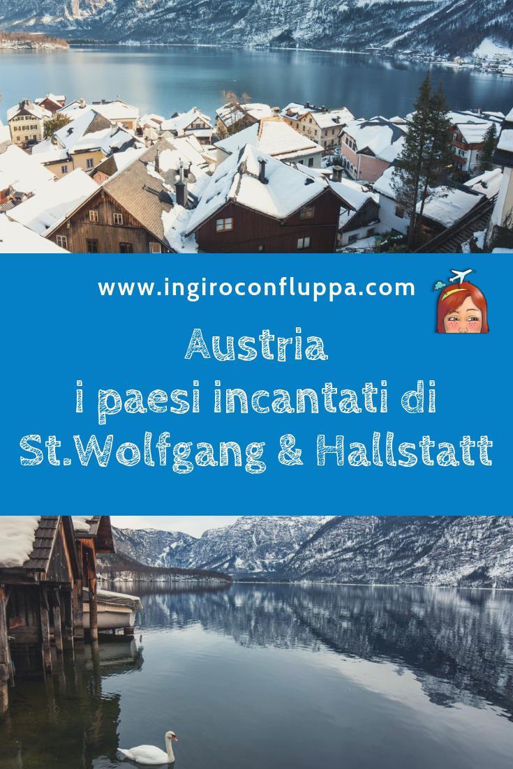 St. Wolfgang & Hallstatt - salva l'articolo su Pinterest!