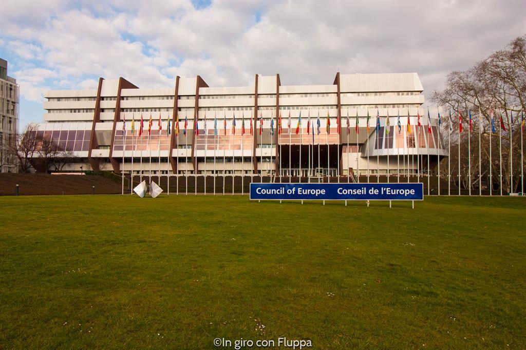 Strasburgo - Consiglio d'Europa